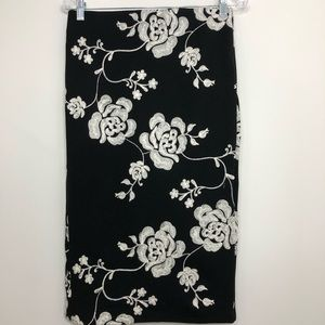 ECI New York Midi Skirt